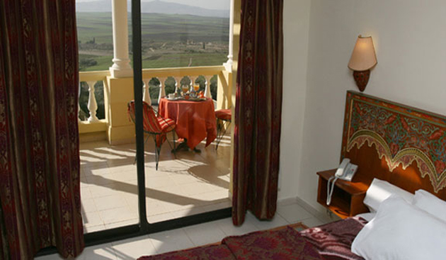 Hotel Volubilis Inn in Meknes