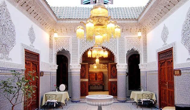 Riad Palais Sebban in Marrakech