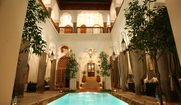 Riad Palais Calipau in Marrakech