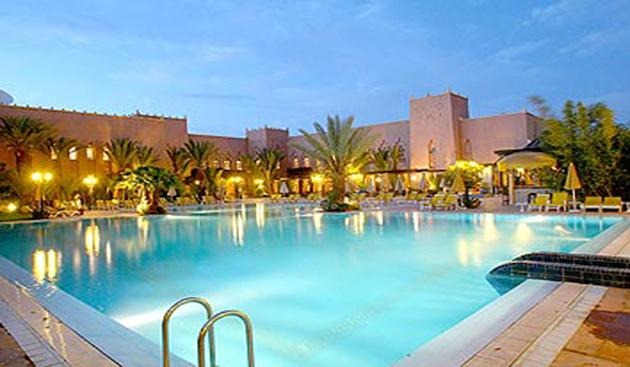 Hotel le Berbere Palace à Ouarzazate