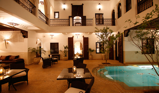 Riad assakina riad assakina in marrakech instant booking for Top 10 riads in marrakech