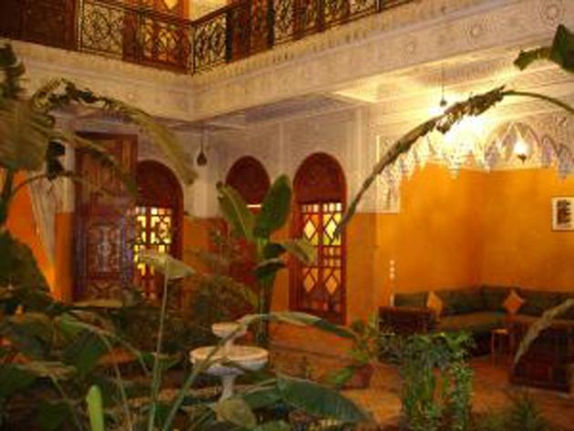 Riad jardin secret riad jardin secret in marrakech for Buy secret jardin