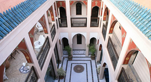 Photo from hotel Riad Du Petit Prince Guesthouse Marrakech Hotel