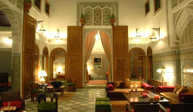 Riad Au 20 Jasmins à Fes