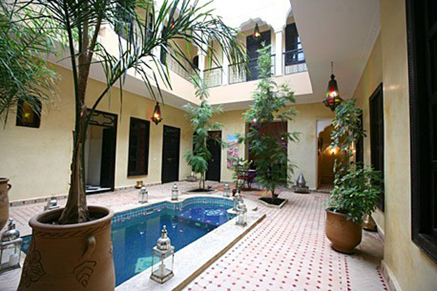 Riad suliman riad suliman in marrakech instant booking for Best riads in marrakesh
