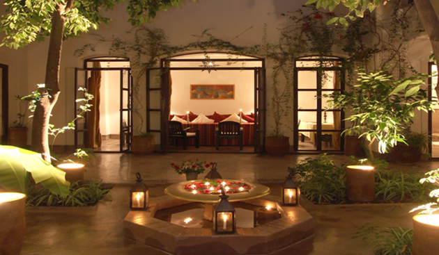 Riad dar amane riad dar amane in marrakech instant for Best riads in marrakesh