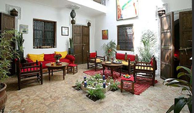 Riad Dar Khmissa