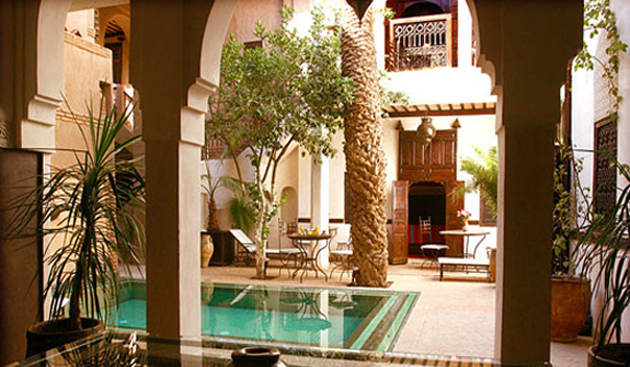 Riad du palmier riad du palmier in marrakech instant for Best riads in marrakesh
