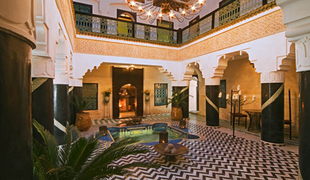 Riad El Mansour in Marrakech