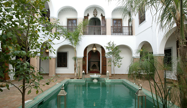 Riad El Noujoum in Marrakech