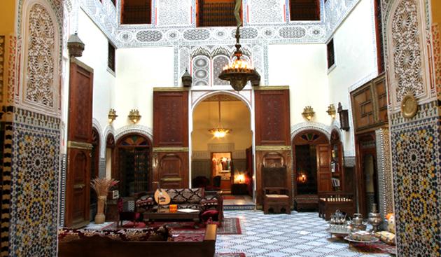 Riad ibn khaldoun à Fes