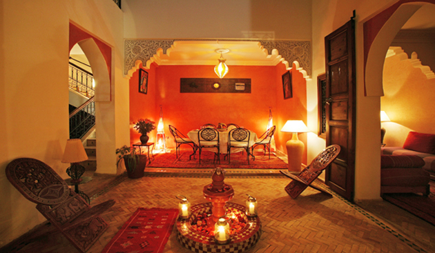 Riad karim riad karim in marrakech instant booking guaranteed best price - Decoration chambre de nuit marocain ...