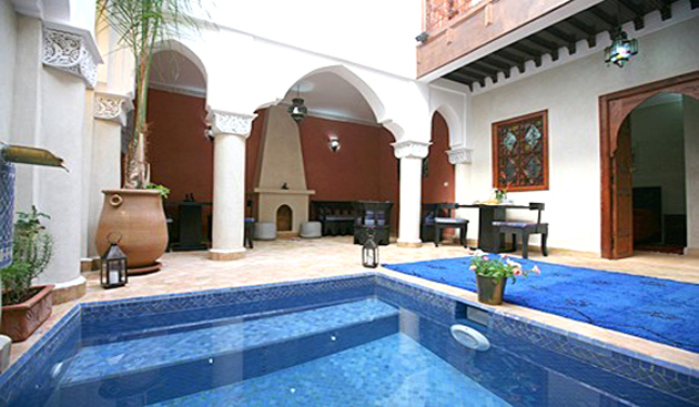 Riad Morgane in Marrakech