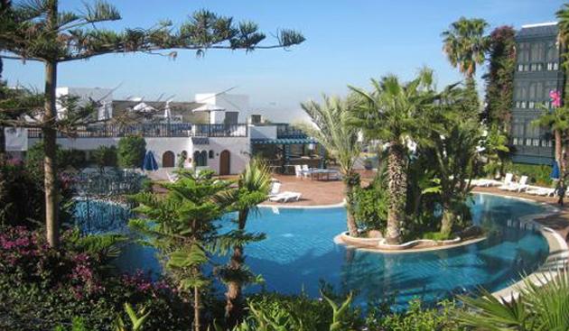 Hotel Ryad Mogador Al Madina Agadir en Agadir
