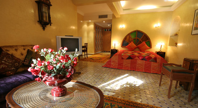 Hotel de charme Jnane Sherazade à Casablanca