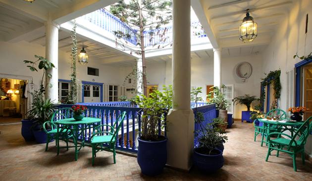 Hotel de charme villa maroc essaouira meilleures - Les jardins de villa maroc essaouira ...