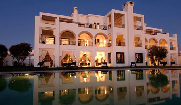 Riad villa blanche agadir meilleures offres de riad villa blanche - Les plus beaux van plan de maison du monde ...
