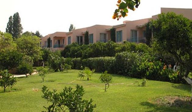 Hotel villa mandarine rabat meilleures offres de hotel for Jardin villa maroc