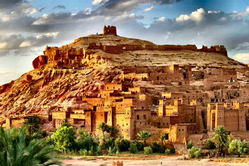 2 days/1 night shared desert tours from Marrakech to Zagora