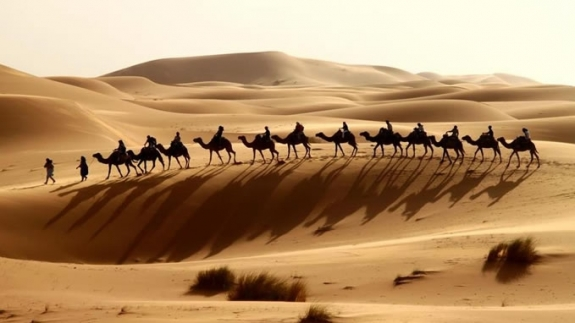 Private 3 days/ 2 nights trip from Marrakech to Merzouga (Erg Chebbi desert)